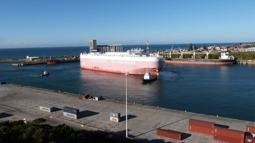 First Hero class vessel calls at Port of East London