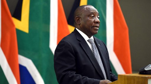 Ramaphosa off to Geneva to assume co-chair of ILO global commission