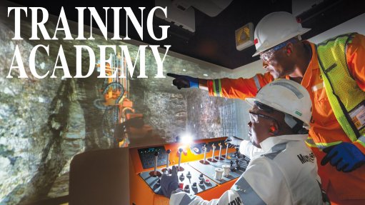 Learning opportunity on mining training's competitive edge