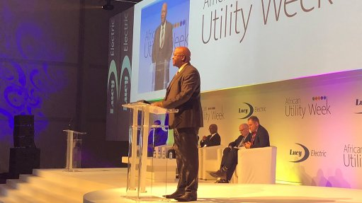 Radebe affirms South Africa's commitment to renewable energy