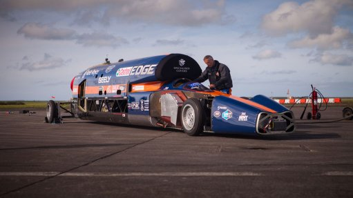 Bloodhound project revises dates for first runs in South Africa