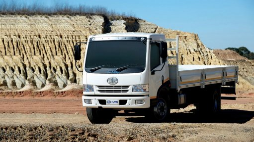 Growing FAW becomes SA's second biggest truck exporter