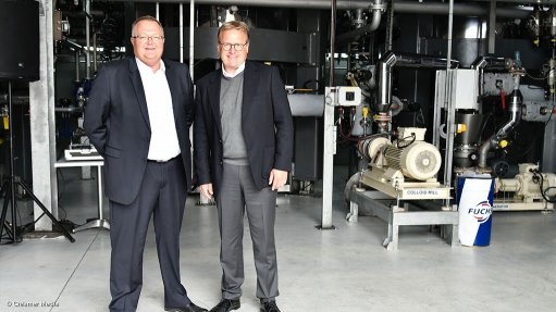 Fuchs Lubricant opens new grease manufacturing plant in Gauteng