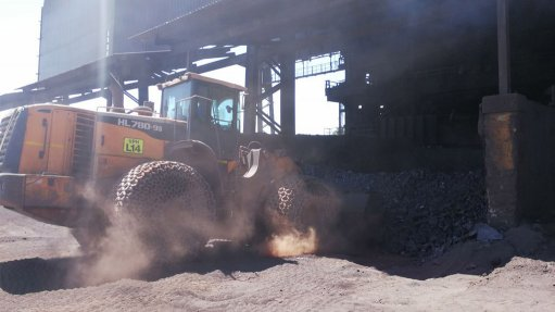 Wheel loader boasts  exceptional performance