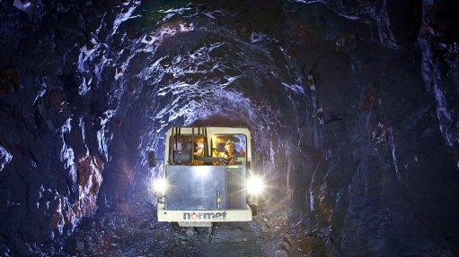 Mayskoye mine, Russia