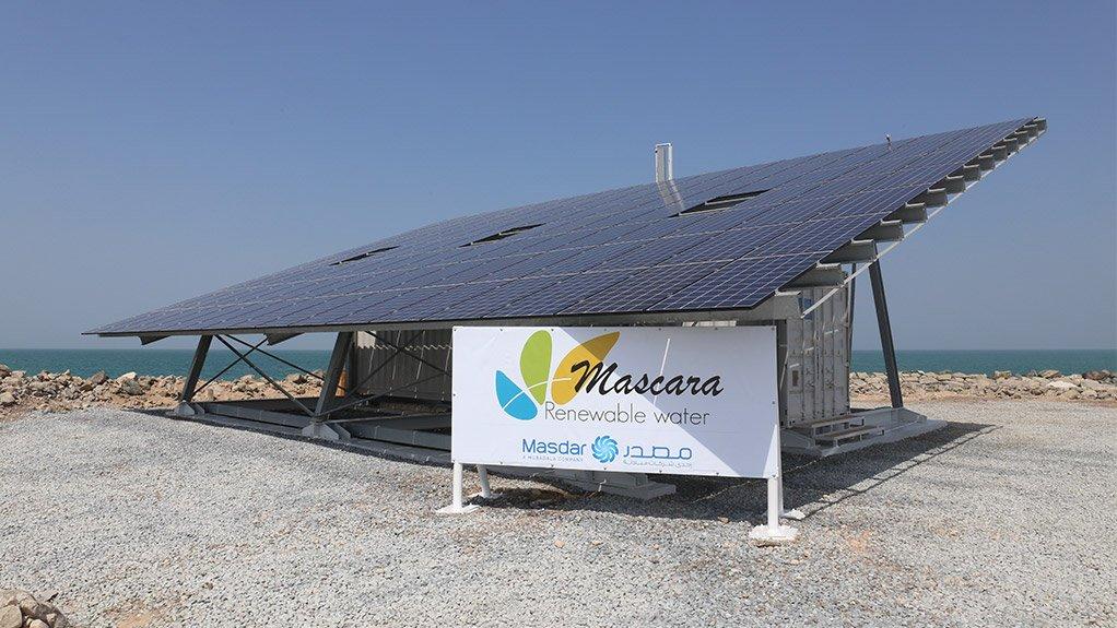 Desalination's future is going solar – TWS