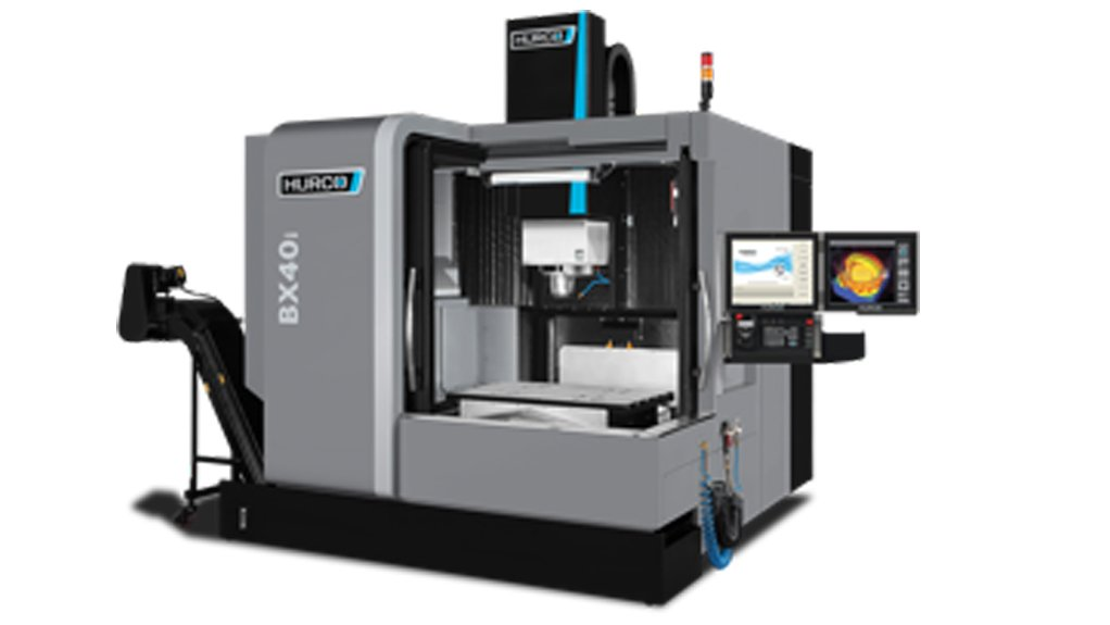 STABILITY PROVIDING ACCURACY The BX40i meets the needs of any high-speed machining application.