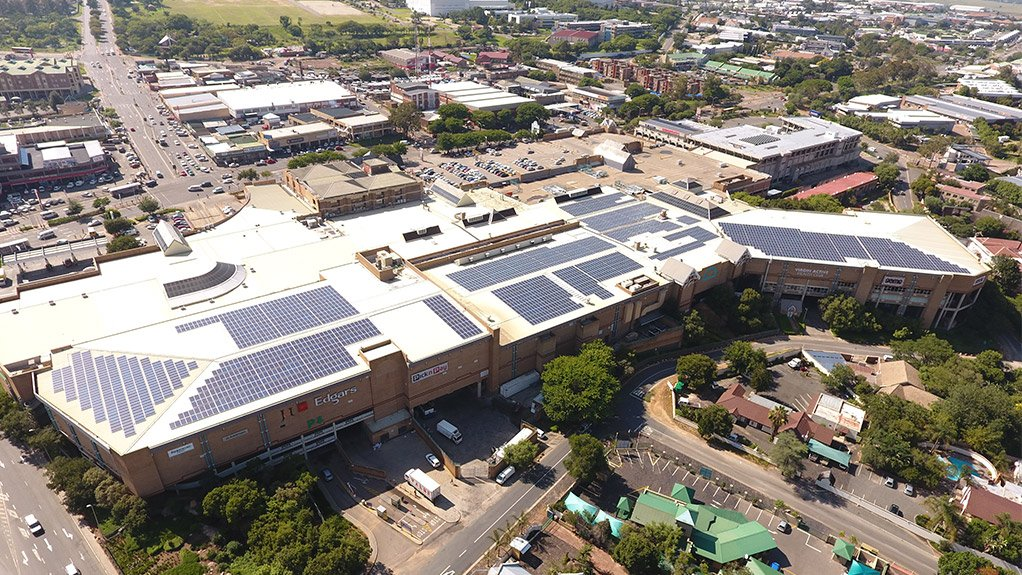 RENEWABLE The National Cleaner Production Centre of South Africa seeks to support companies to improving the capacity of the South African industry to use its natural energy efficiently ahead of looking for renewable energy