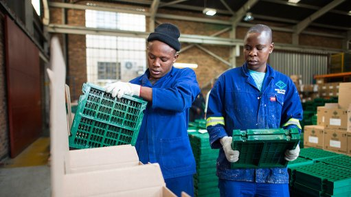 LABOUR RELATIONS The manufacturing industry is labour intensive – it employs almost two-million people locally and sound labour relations, as well as policies, are crucial in this industry