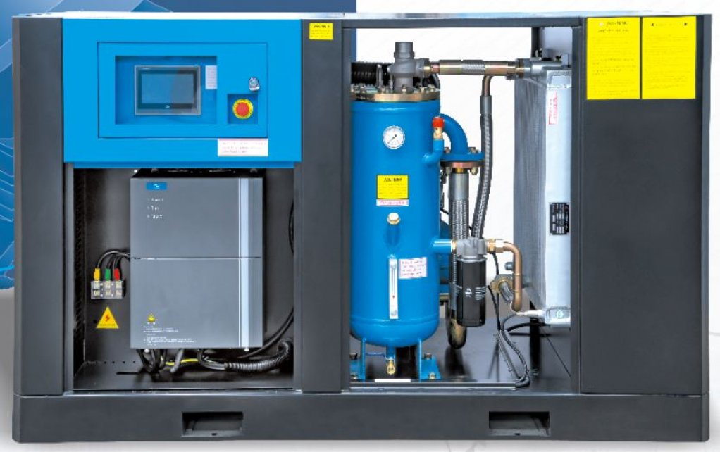 LOWER ELECTRICITY BILL Tru Compressor's variable-speed drive compressor has been designed to save energy cost