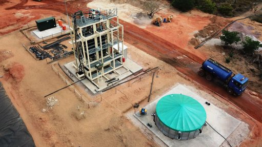 Resources company on target for PFS completion