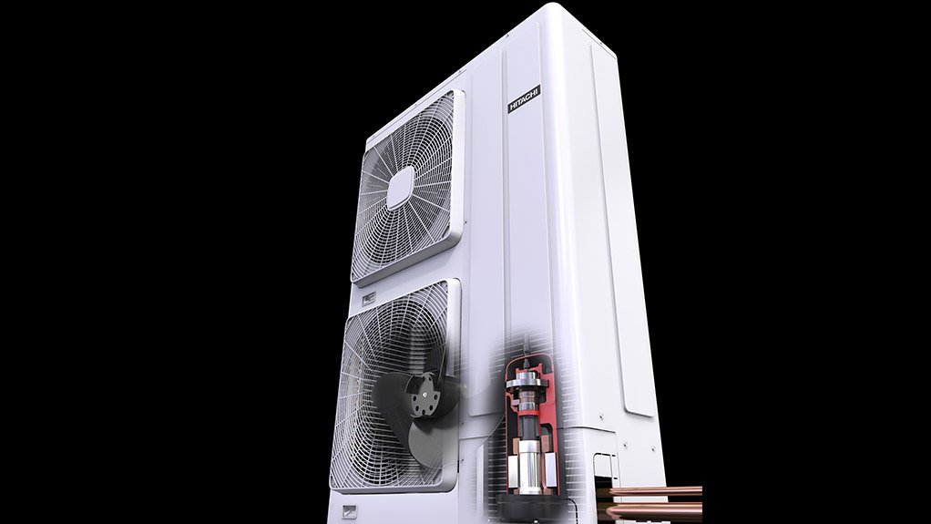 ECOFRIENDLY SOLUTION Eco Aire has been the agent for Hitachi's VRF systems in South Africa for 20 years