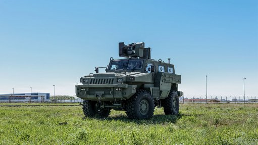 Paramount's KPE JV secures new armoured vehicle order in Kazakhstan