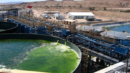 Paladin mothballs Namibia uranium mine