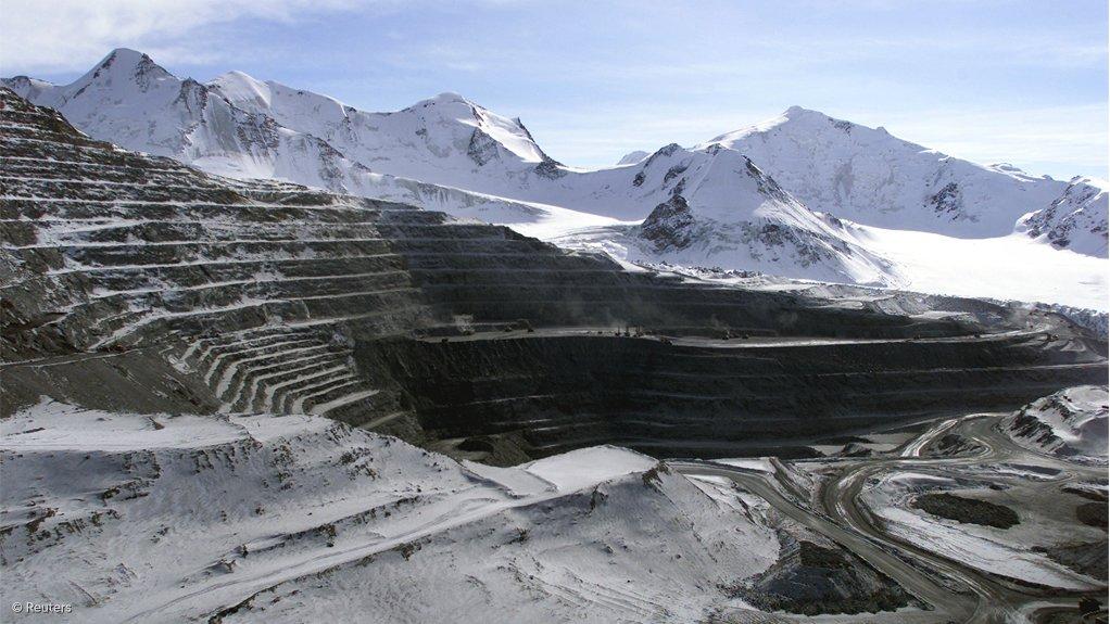 Centerra Gold's Kumtor mine, in Kyrgyzstan