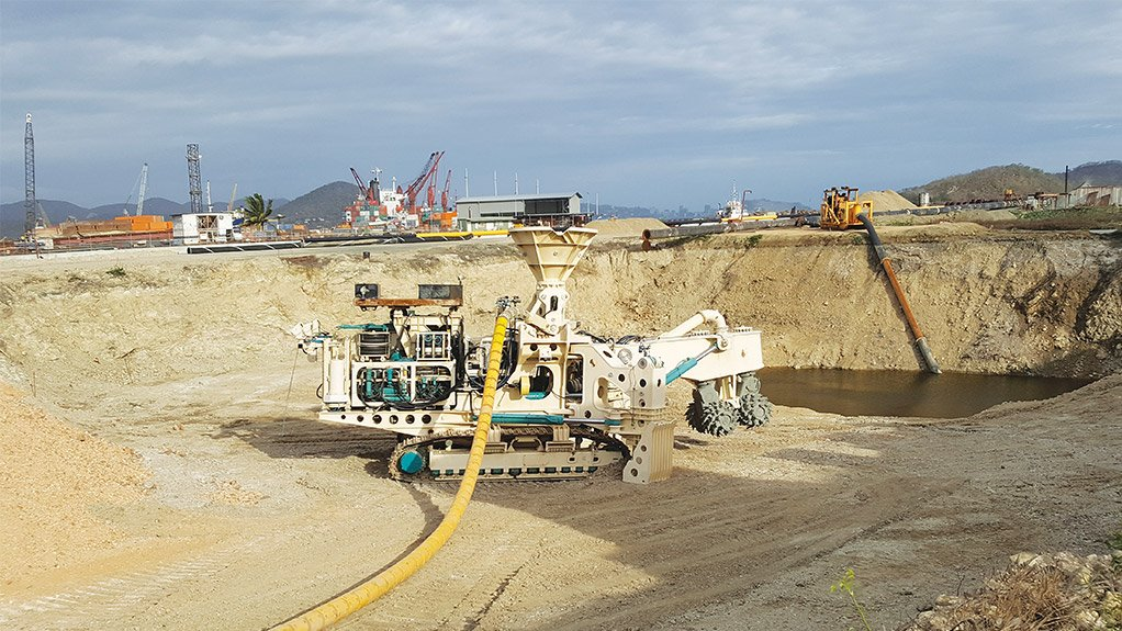 Deep-sea mining struggling to forge ahead amid investor and