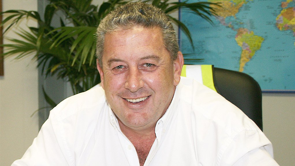 NORMAN SEYMORE  As a company, we look at bringing innovative solutions to improve construction systems and methodologies