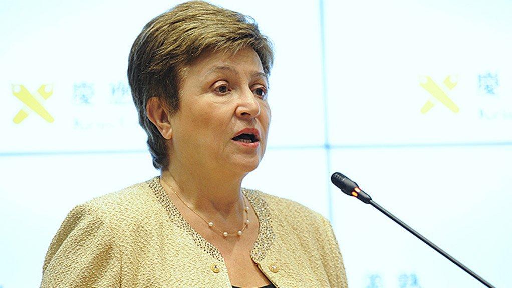 World Bank CEO Kristalina Georgieva