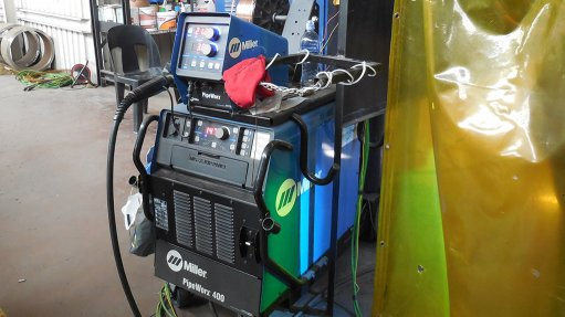 MULTIPURPOSE PIPE WELDING SOLUTION Miller Electric's PipeWorx process improves quality and productivity