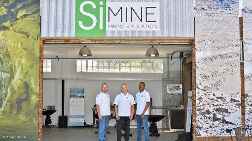 Mandela Mining Precinct partner boasts simulation capabilities, serves as 'test-bed' for Mining 4.0 technologies