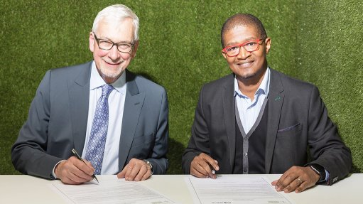 Rics, GBCSA sign MoU for collaboration on sustainable development