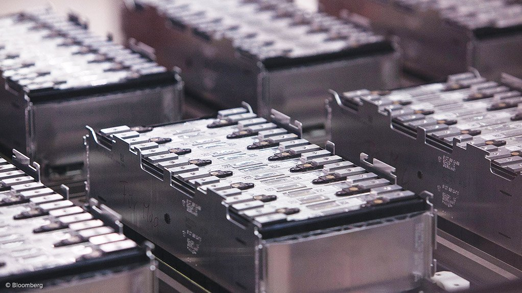 STEEP TRAJECTORY Demand for lithium-ion batteries is growing exponentially