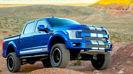 Shelby SA opens orders for Shelby F-150, to overwhelming response