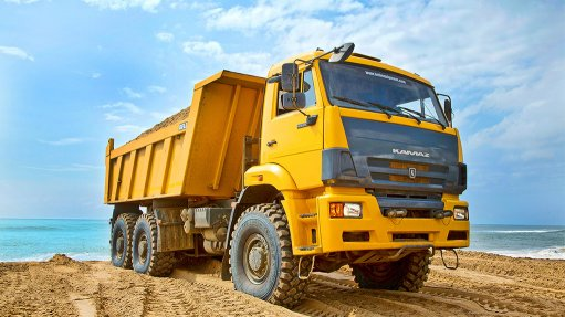 Bell Equipment enters tipper truck market with Kamaz partnership