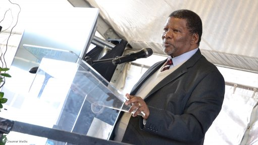 Nkwinti announces turnaround strategy for water department