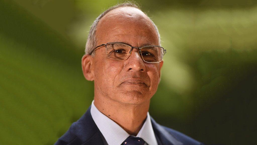 IFC country manager Saleem Karimjee