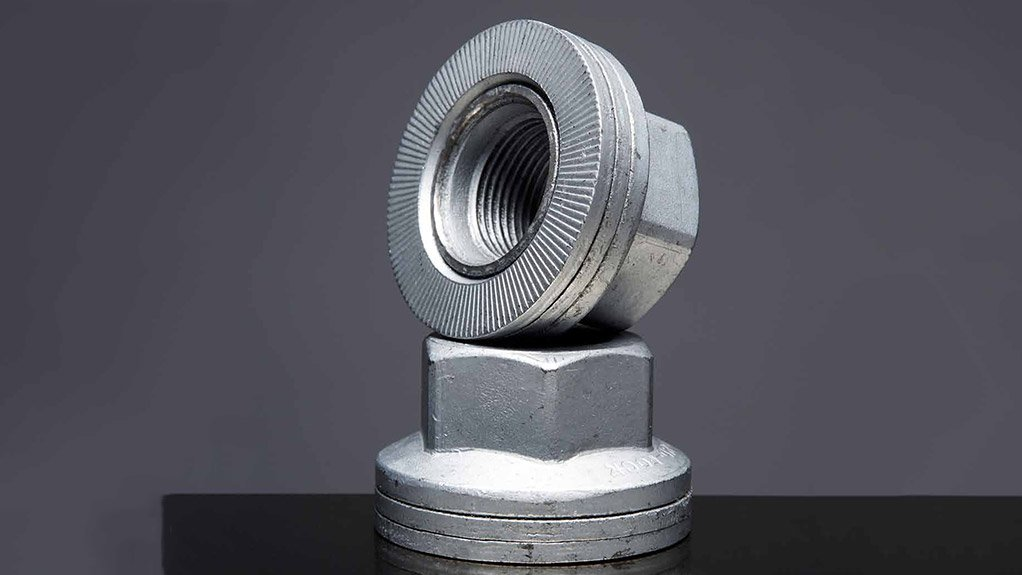 RELIABLE SOLUTION  The Nord-Lock wheel nuts use tension, instead of friction, to secure bolted joints