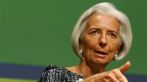 IMF's Lagarde says global economic outlook darkening by the day