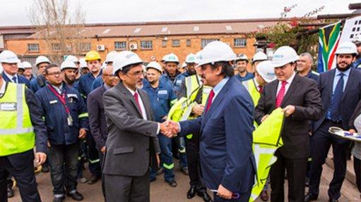 Multi-Million Rand Turkish Investment In Western Cape Turns Scrap Metal Into Jobs, Profits