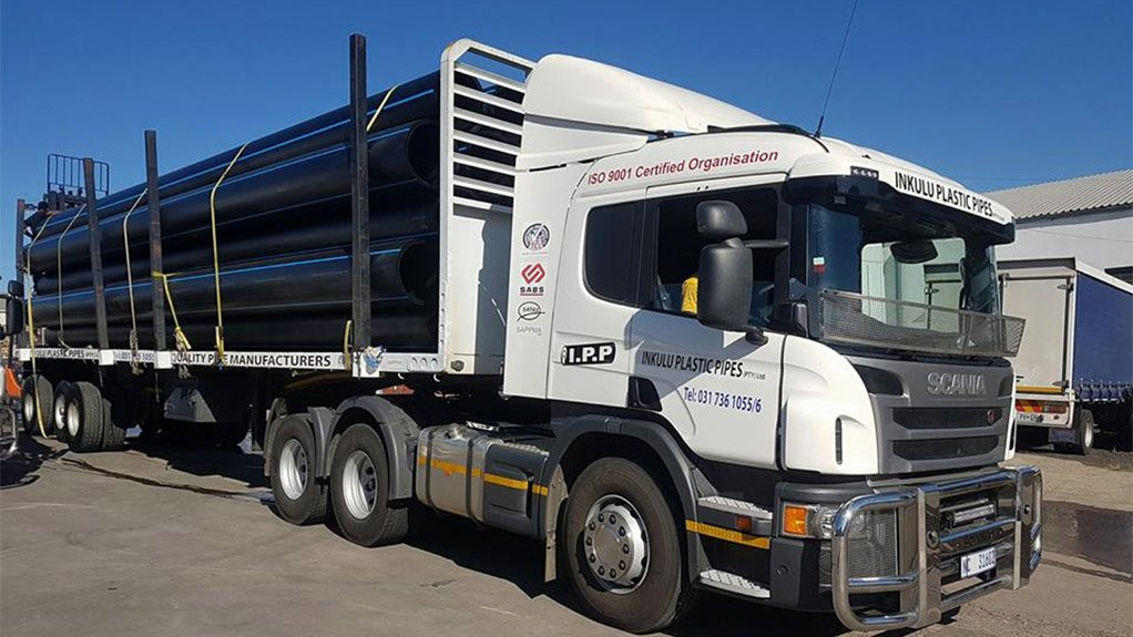 LOCAL PROGRESS The company has also introduced its fleet of trucks for the local market