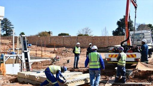 Rothdene pumpstation upgrade nears completion