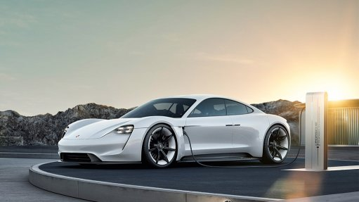Porsche to start production of first full electric car in 2019