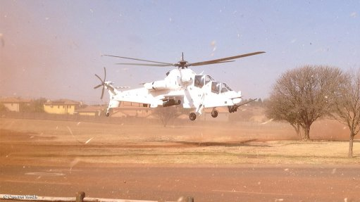 Denel CFO placed on special leave