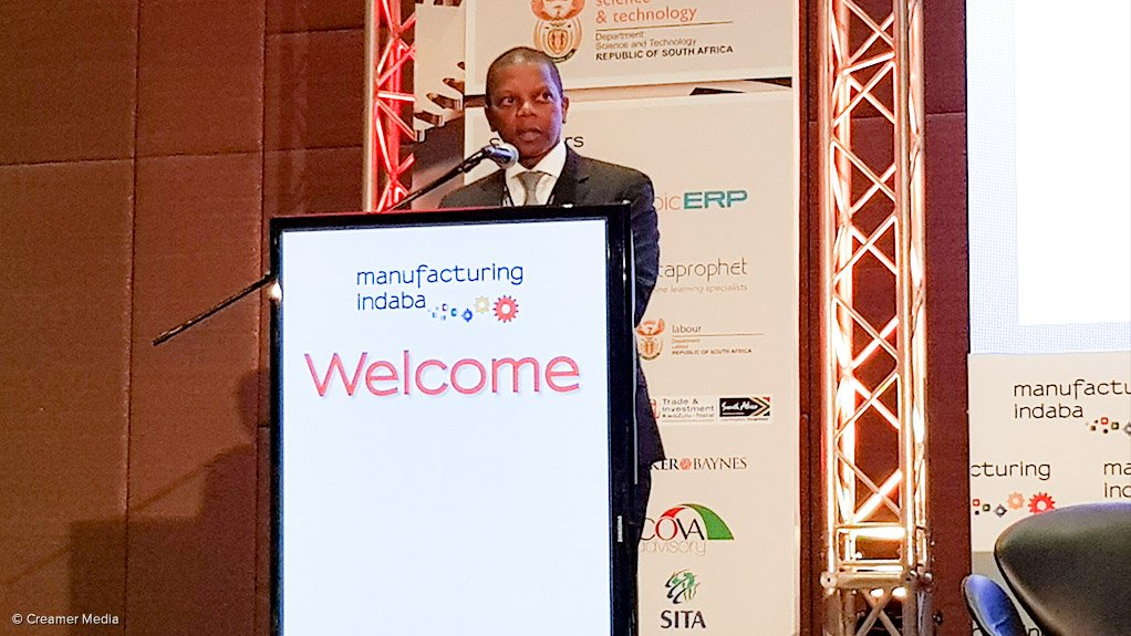 AT Kearney partner and Africa MD Theo Sibiya