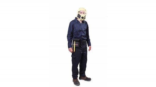 EASE OF APPLICATION The Duram escape mask makes use of a pull-over hood design making application in emergency situations easy and fast
