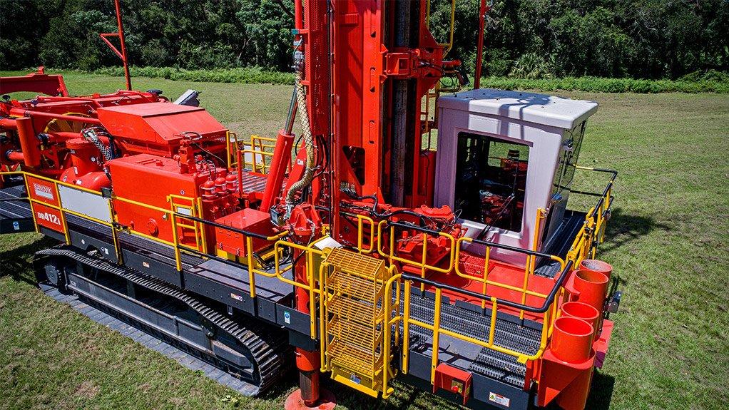 Sandvik offers safe, dependable blast-drilling