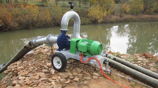 Installation of water  metering system complete