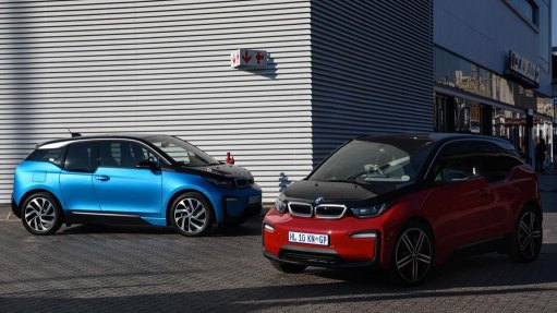 BMW SA expects small gains in EV market; in talks with fuel group on charge points