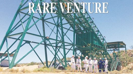 Feasibility study on Western Cape rare earths mine to be completed in 6 to 12 months