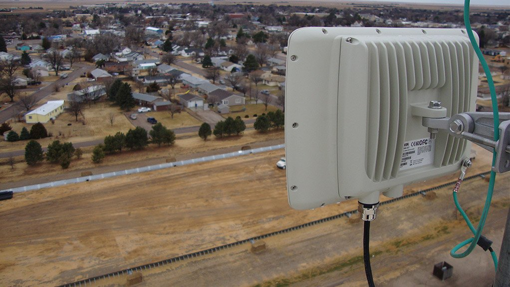 WIDESPREAD CONNECTIVITY  A new project has been undertaken to provide fast and affordable wireless connectivity to previously unreached areas