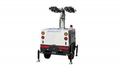 Integrated Pump Rental Lights The Way With Led Mobile Tower Lights