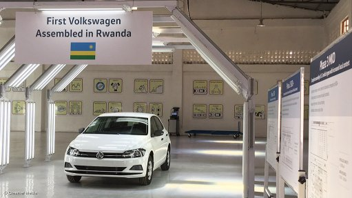 VW launches assembly, mobility operations in Rwanda; plant to be supplied from S Africa