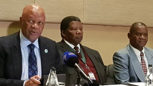 Radebe initiates bilaterals with Moz and Namibia on cross-border gas prospects