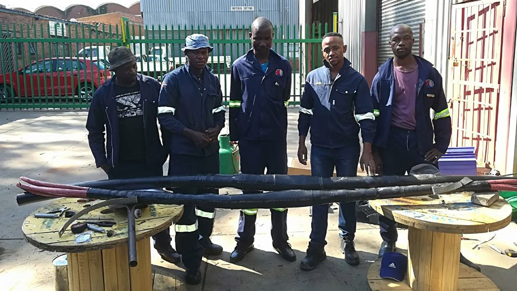 CALL FOR SKILLS DEVELOPMENT Tank Industries identified an industry need to increase the level of knowledge and skills, which led to the company forming a training academy