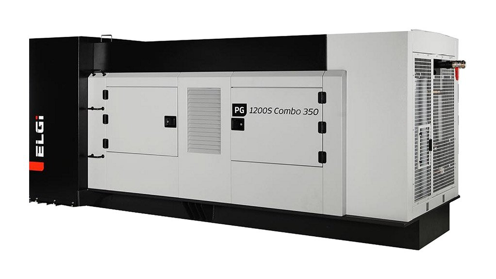 RUGGED AND RELIABLE The ELGi range of compressors perfectly suited to African climates