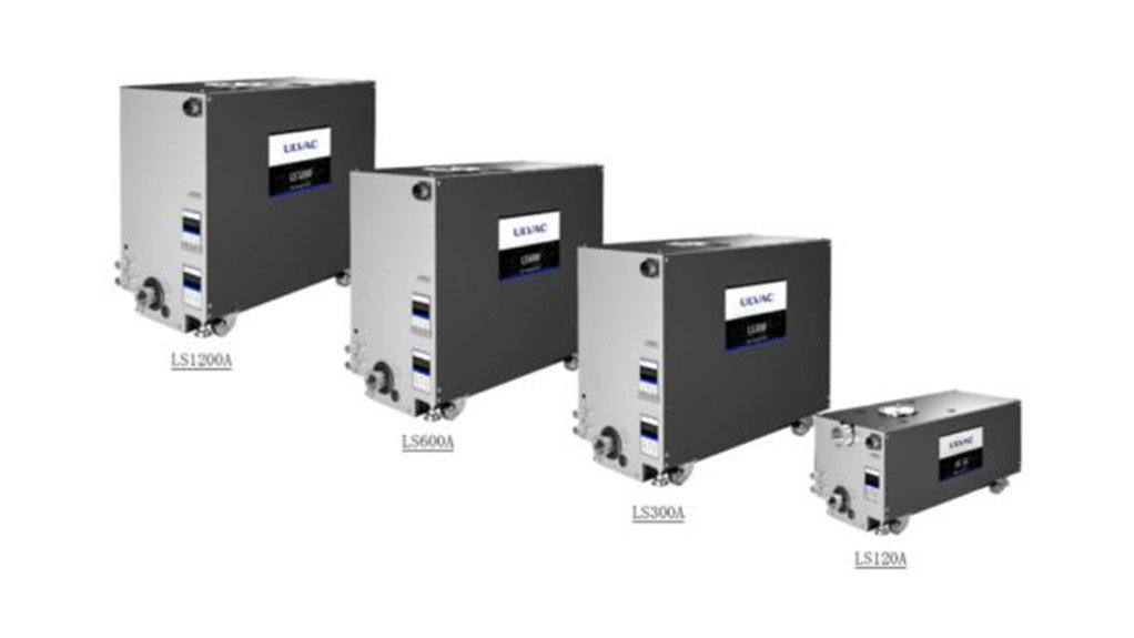 SHORTER DOWNTIMES The LS Vacuum pump series shortens downtime with higher speeds